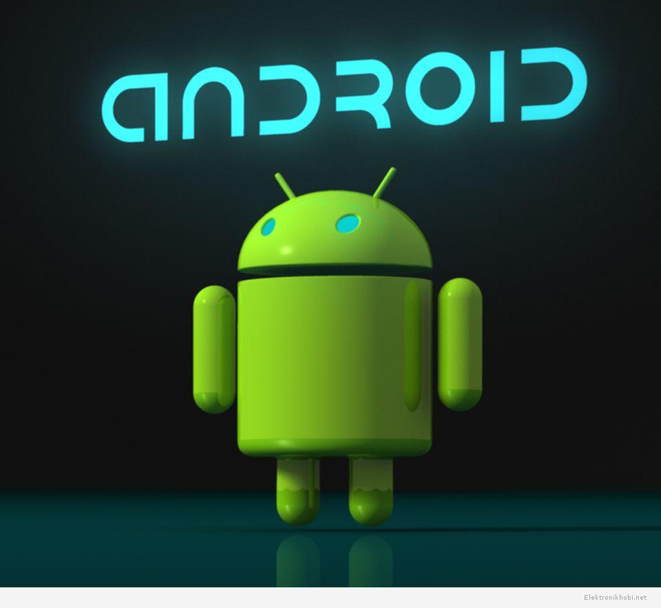 Android Studio ile Android Uygulama Yazmak