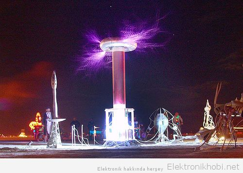 18314203-tesla-coil-burning-man