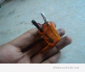 2-Elektrolit Yapma