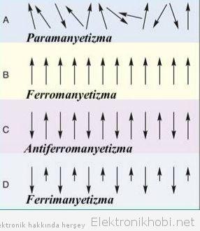 Maddenin manyetik Özelliği