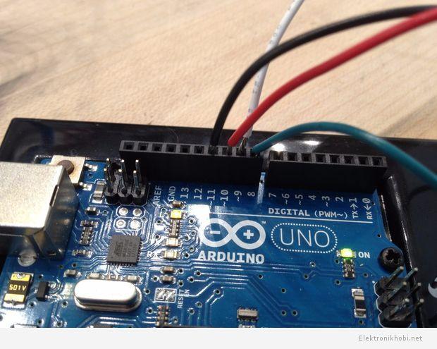 Arduino Bağlantısı