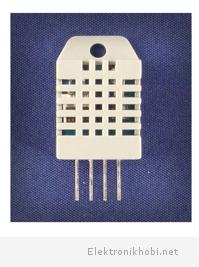 DHT22 sıcaklık ve nem sensörü