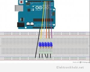 Arduino and Processing Graph Example Arduining