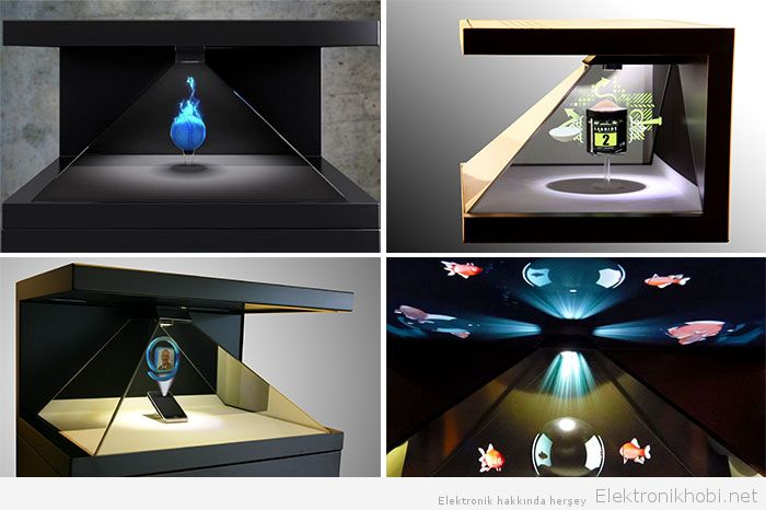 Image Compilation_Holograms
