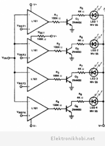 Voltaj seviye dedektörü