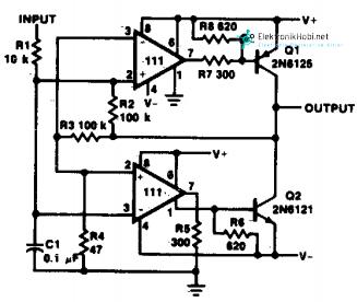 anahtarlamali power amplifier