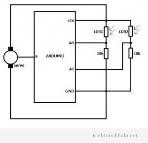 arduino-solar-tracker-circuit