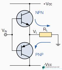 b sınıfı amplifikator