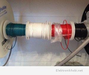Yalıtımlı Bakır Kablo