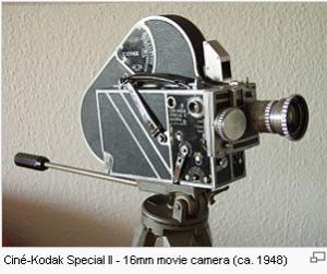 1948 model Nikon fotoğraf makinası