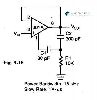 fast voltaj fallower