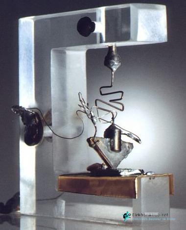 ilk transistor