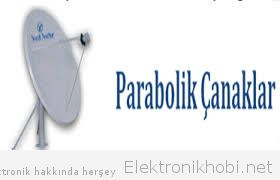 parabolik anten