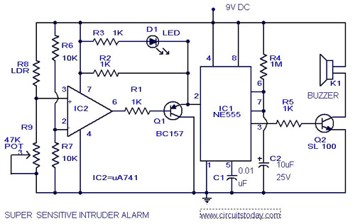 Schematic Symbol For Air Handler moreover Burglar Alarm moreover Wireless Robot Ppt together with Wiring Diagram For Fire Alarm System Wiring Diagram And 2 in addition Circuit Diagram Of Home Security Alarm System. on intruder alarm system circuit diagram