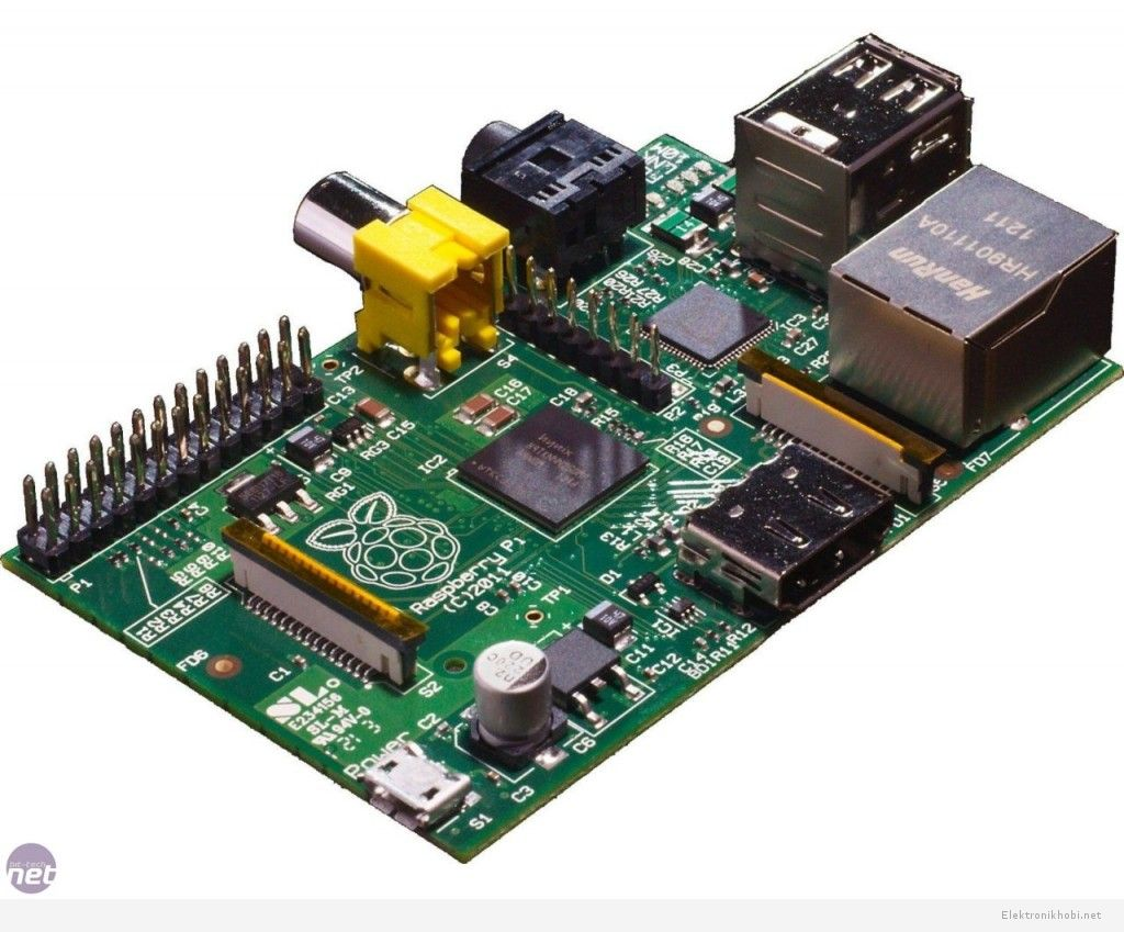 Raspberry Pi Başlangıç && İnceleme