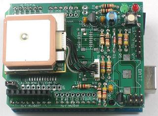 gps shield arduino